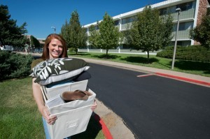 Go Green While Moving to Campus This Fall