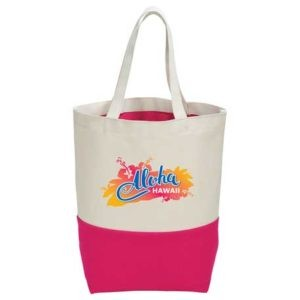 Cotton Tote with Logo