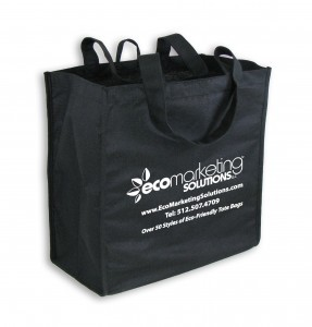 Imprinted Tote Bags Can Get Your Message Seen Over 12,000 Times Per Year