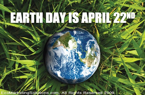 Earth Day 2011: Green Marketing Opportunites