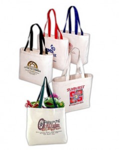 Eco-Friendly Tote Bags are Ideal for Trade Shows