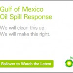 BP says they will reduce clean up on Gulf