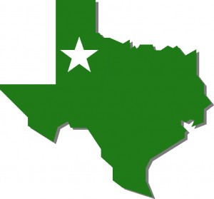 Texas is going Green