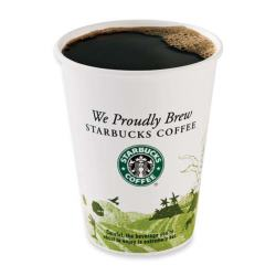 Starbucks trying to improve their cup recyling program