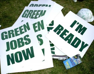 New study shows details on clean green jobs