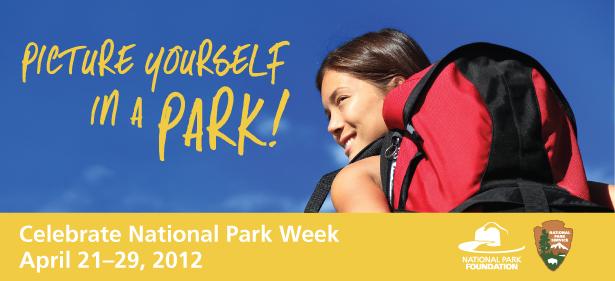 Visit a national park during National Park Week