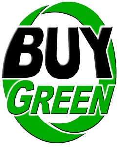 75% of consumers say that it is important to buy from green companies