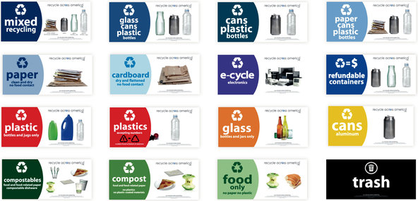 improvement in recycling labels from RAA