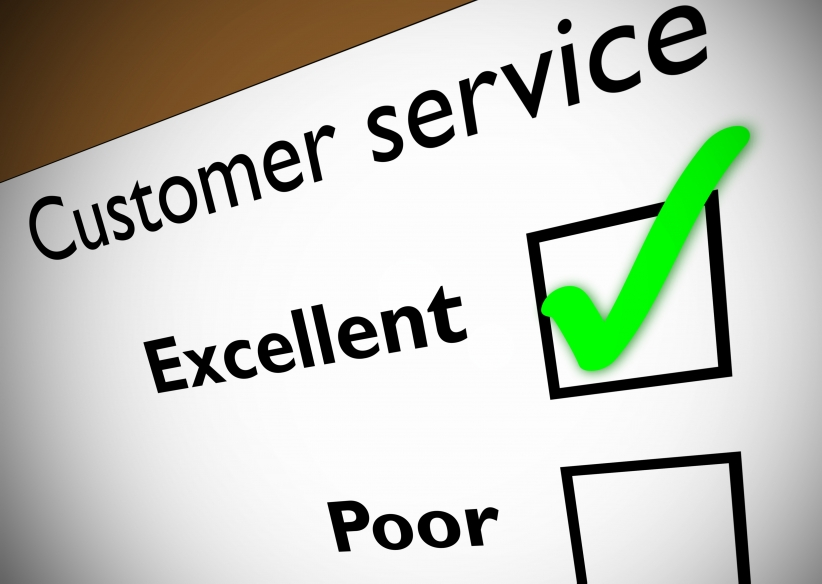 what role does customer service play in your green business?