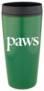 Imprinted coffee mugs and tumblers can promote your restaurant or store