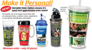personalized advertising specialties