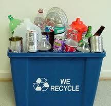 stealing of trash seems tobe a big propblem in New York