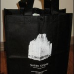 Real estate agents are going green with eco friendly totes bags