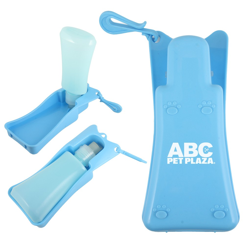 pet reusable water bottle with logo