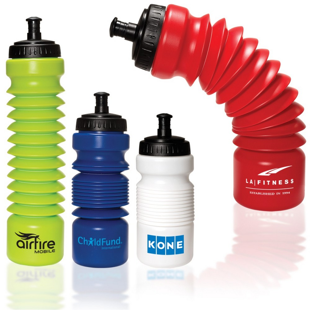 Reach Your Goals With Collapsible Water Bottles