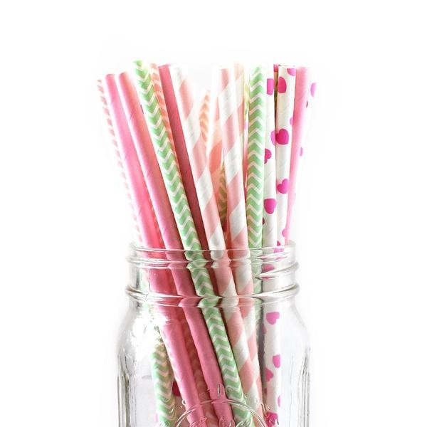 Recyclable & Reusable Straws