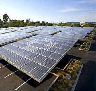 Applied Materials New Solar Panel Project-Largest in the US
