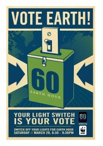 Earth Hour: Turn Off Your Lights