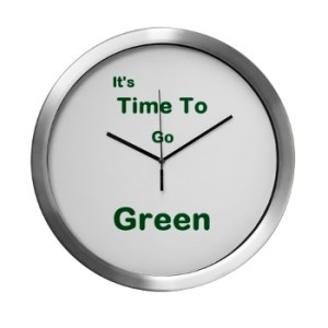 How Much Time Are You Spending Volunteering for Green Causes?