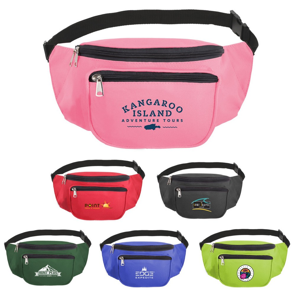 The Comeback Of The Fanny Pack