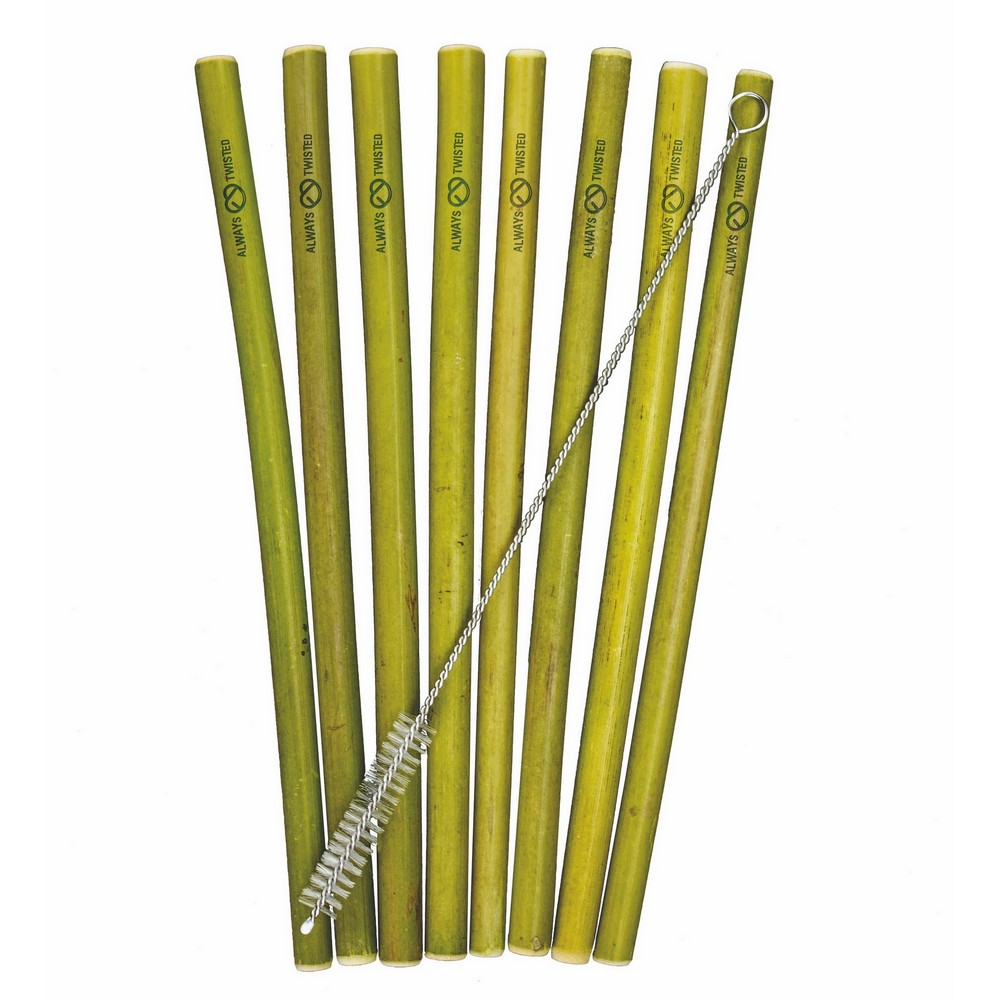 The Benefits Of Bamboo Straws
