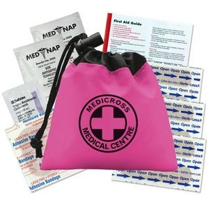 Cinch Drawstring First Aid Kit