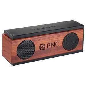 Native Wooden Bluetooth Speaker