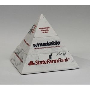 3-Piece Pyramid Award