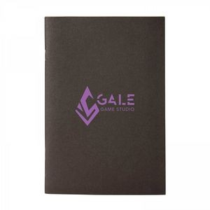 Saddle-Stitched Eco Notebook