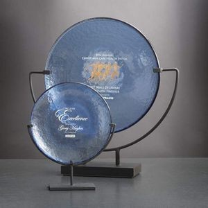 Spinoza Award - Cobalt 11""